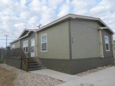 Mobile Home at 7460 Kitty Hawk Rd. Site 418 Converse, TX