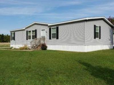 Mobile Home at 7204 E Grand River Lot 160 Portland, MI