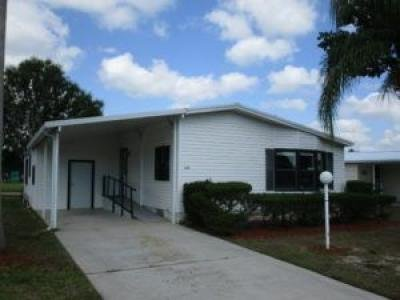 Mobile Home at 2119 EAST LAKEVIEW DRIVE Sebastian, FL 32958
