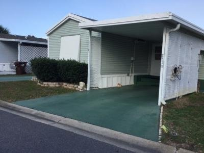 Mobile Home at 2513 Tohope Blvd. Kissimmee, FL 34741
