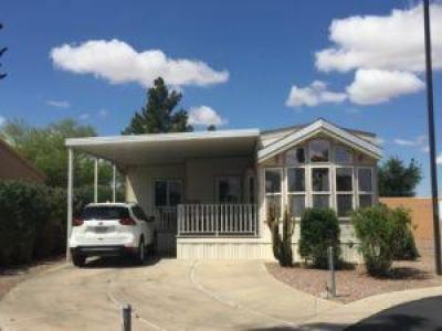 Mobile Home at 1110 North Henness Rd. #1099 Casa Grande, AZ