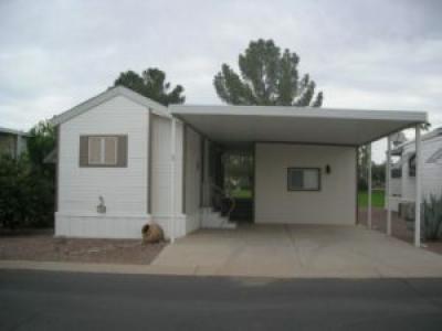 Mobile Home at 1110 North Henness Rd. #709 Casa Grande, AZ