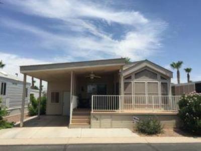 Mobile Home at 1110 North Henness Rd. #273 Casa Grande, AZ