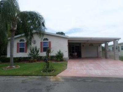 Mobile Home at 293 BAYSHORE DR Auburndale, FL