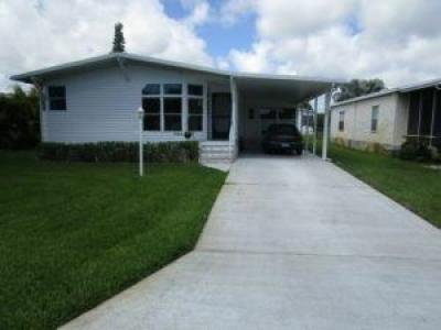 Mobile Home at 3325 EAST DERRY DRIVE Sebastian, FL 32958