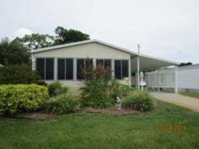 Mobile Home at 2318 KELLY DRIVE Sebastian, FL 32958