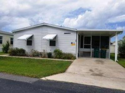 Mobile Home at 205 Exuma Dr. Micco, FL