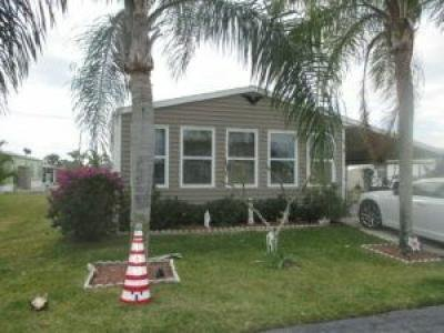 Mobile Home at 165 Steamboat Dr Micco, FL