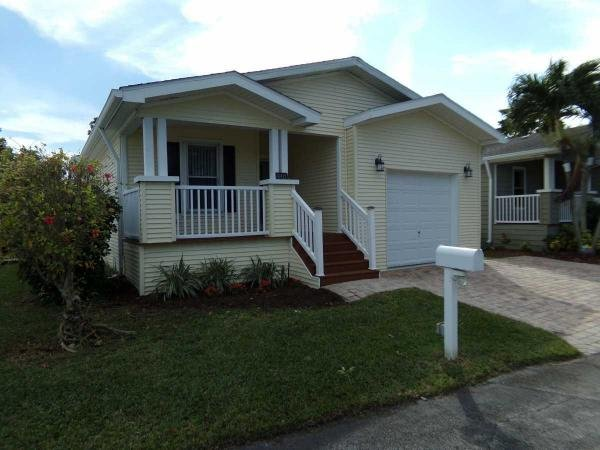 Mobile Home at 2801 NW 62nd Ave.  Lot 415, Margate, FL