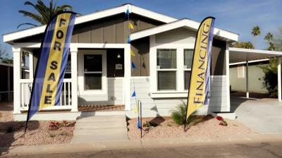 Mobile Home at 2401 W Southern Ave LOT #190 Tempe, AZ