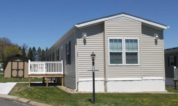 Mobile Home at 113 Brandywine Circle, Wintersville, OH