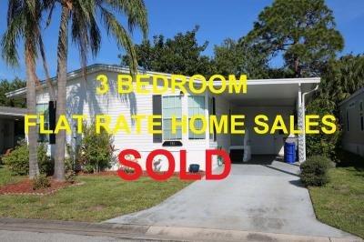 Mobile Home at 581 Johnathans Cay Vero Beach, FL 32966