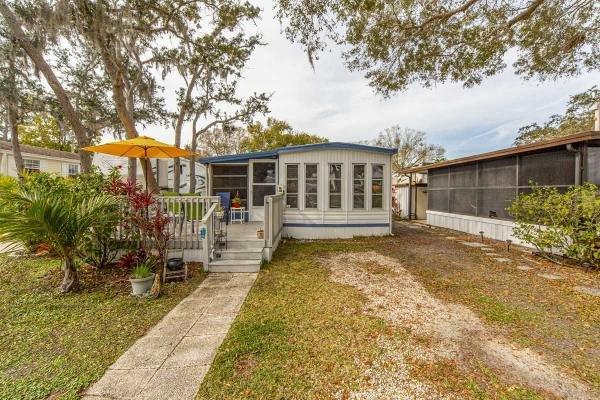 Mobile Home at 2920 Bayshore Blvd lot 219, Dunedin, FL