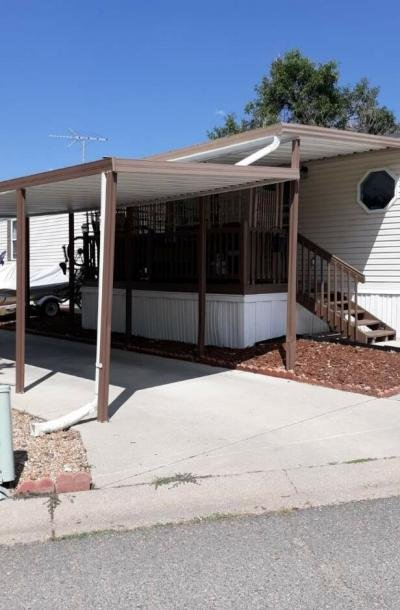 Mobile Home at 1801 W 92nd Ave #397 Federal Heights, CO