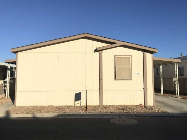 Mobile Home at 6105 E. Sahara Ave, Las Vegas, NV