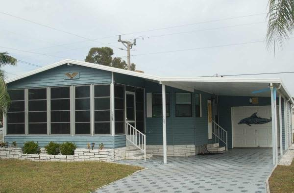Mobile Home at 152 Boxmeer Drive, North Fort Myers, FL