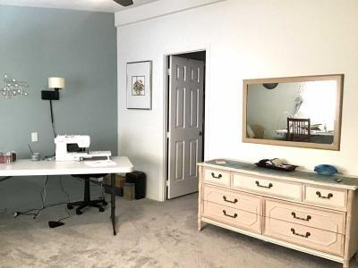 Master bedroom facing en-suite BA