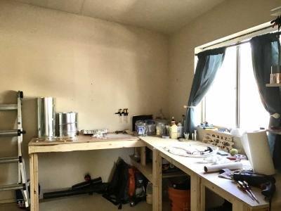 Large storage shed/workshop