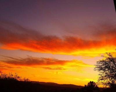 Beautiful sunsets/sunrises