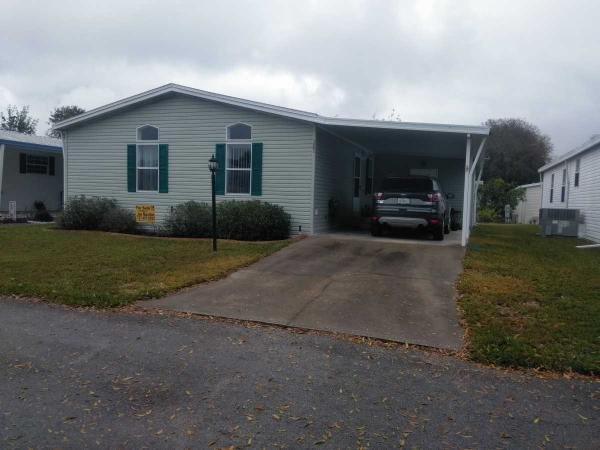 Mobile Home at 3503 Zephyr Lane, Valrico, FL