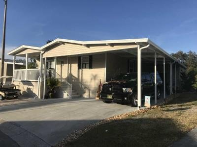 Mobile Home at 215 N. St. George Cir Apollo Beach, FL