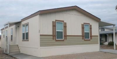 Mobile Home at 2066 E. El Rodeo Dr. Sp. 34 Fort Mohave, AZ