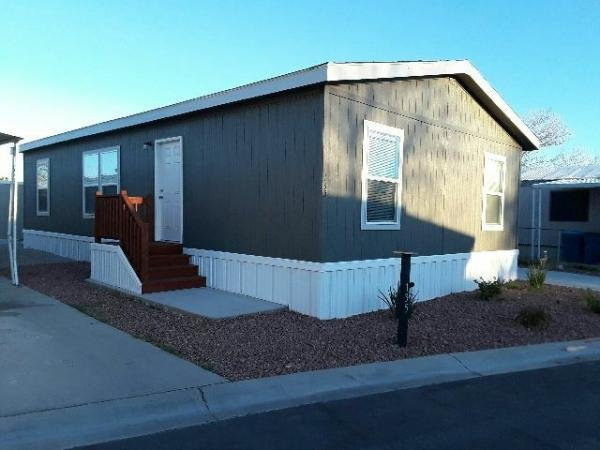 Mobile Home at 1624 Palm Street, #135, Las Vegas, NV