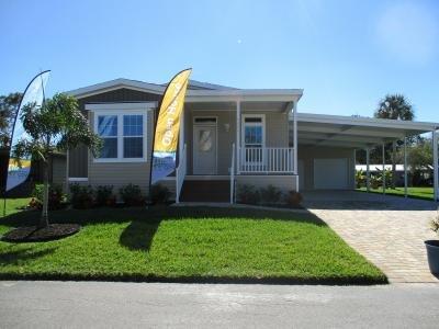 Mobile Home at 5844 Danbury Lane Lot 124 Sarasota, FL 34233