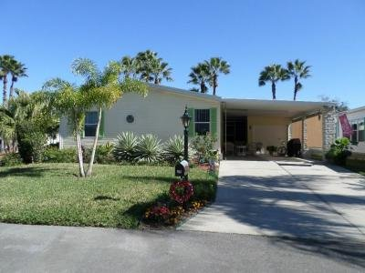 Mobile Home at 325 WALDORF DR Auburndale, FL
