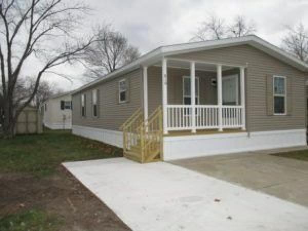 Mobile Home at 810 Courtland Lane, Muskegon, MI