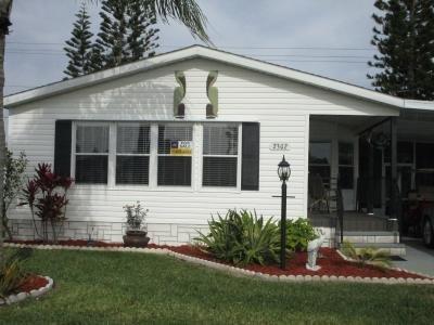 Mobile Home at 2302 Kelly Drive Sebastian, FL 32958