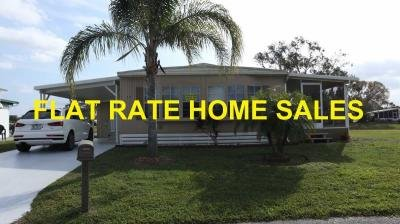 Mobile Home at 17 Guadalupe Port Saint Lucie, FL 34952