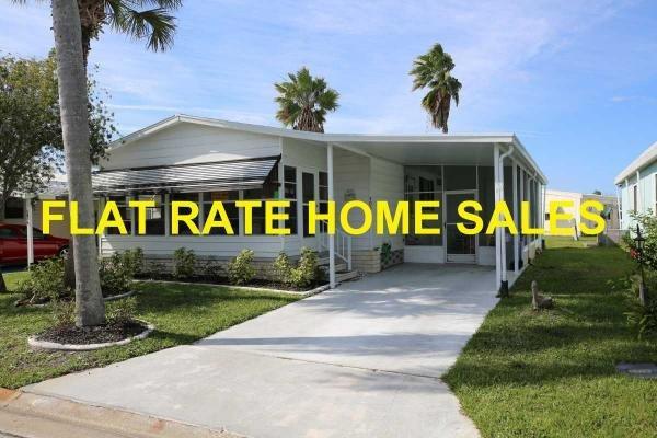 Mobile Home at 8775 20th St Lot 405, Vero Beach, FL