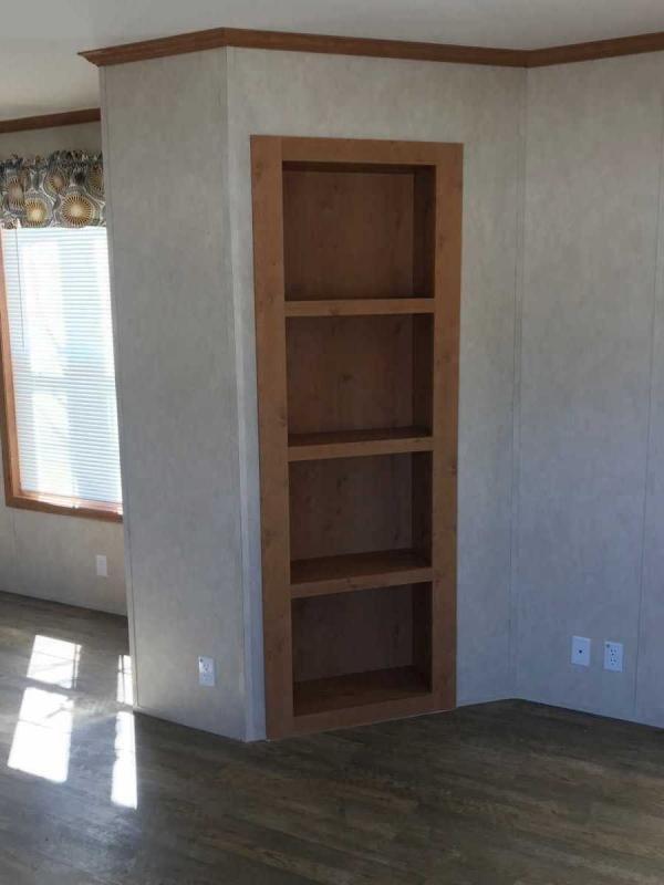 Built-ins in Livingroom
