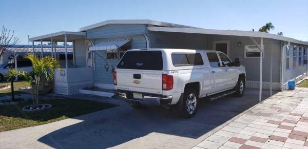 Mobile Home at 1714 Gangway Loop, Ruskin, FL