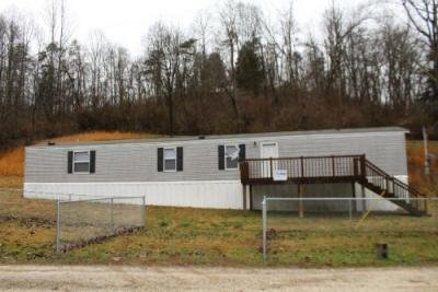 Mobile Home at 14 MIDKIFF RD Branchland, WV
