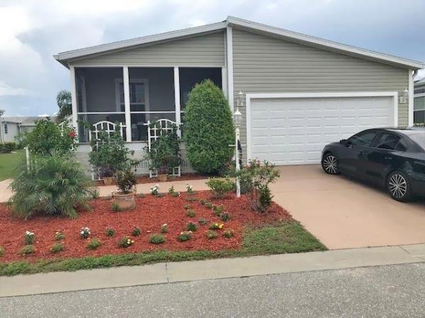 Mobile Home at 19299 POTOMAC CIRCLE #678, North Fort Myers, FL