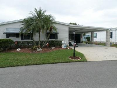 Mobile Home at 501 GOLDENROD CIR. S. Auburndale, FL