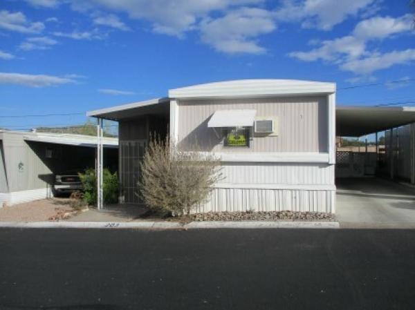 Mobile Home at 10401 N. Cave Crk Rd., #203, Phoenix, AZ