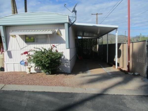 Mobile Home at 10401 N. Cave Crk Rd., #313, Phoenix, AZ