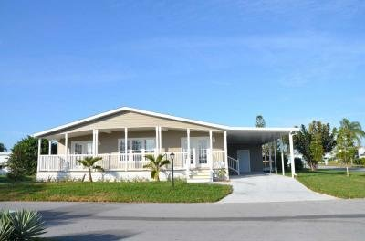 Mobile Home at 419 Ne Jade Circle Jensen Beach, FL 34957