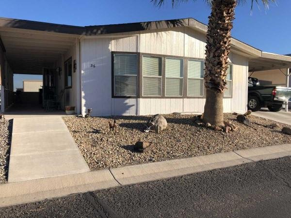 Mobile Home at 1545 E El Rodeo Rd #36, Fort Mohave, AZ