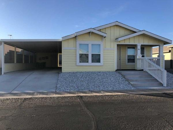 Mobile Home at 1545 E El Rodeo Rd #86, Fort Mohave, AZ