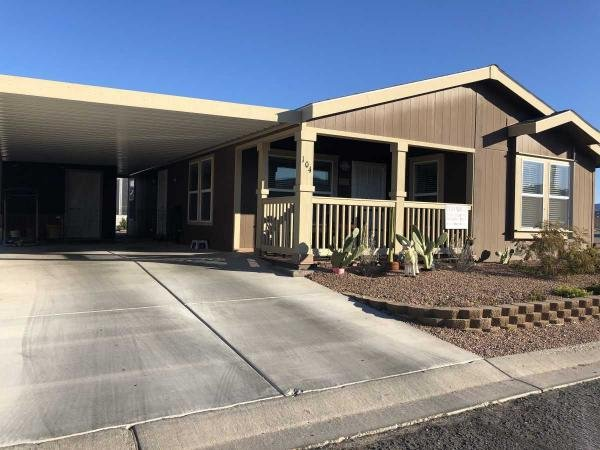 Mobile Home at 1545 E El Rodeo Rd. #104, Fort Mohave, AZ