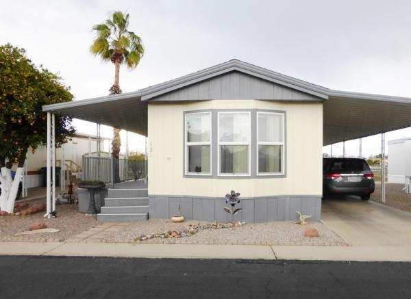 Mobile Home at 2701 E. Utopia Road, Space #121, Phoenix, AZ