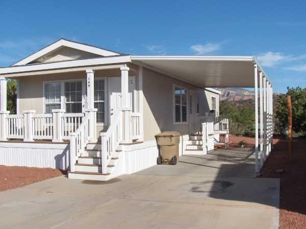 Mobile Home at 6770 W. Highway 89A #145, Sedona, AZ