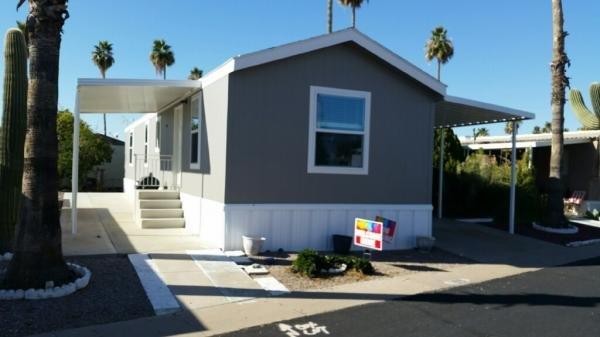 Mobile Home at 303 S Recker Rd., Mesa, AZ