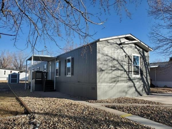Mobile Home at 1095 western drive 200C, Colorado Springs, CO