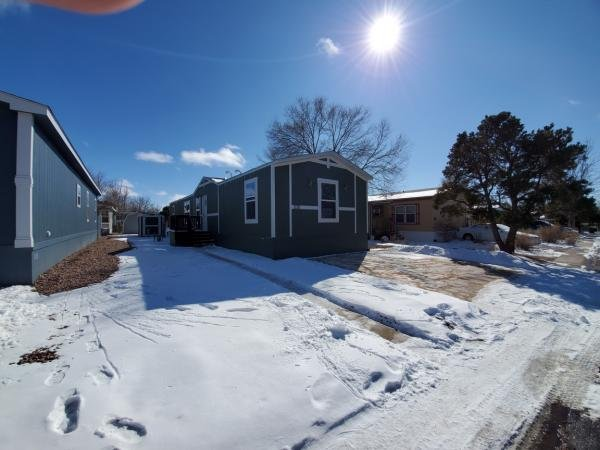 Mobile Home at 1095 Western Dr 230D, Colorado Springs, CO
