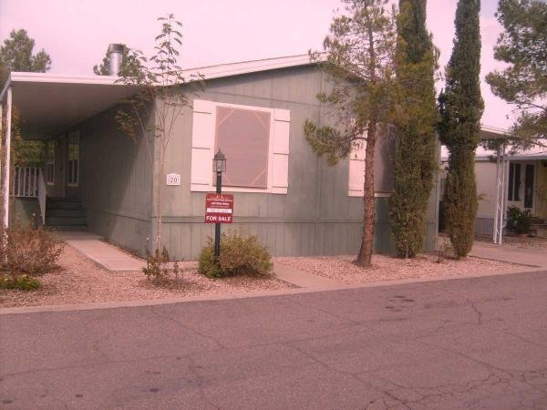 Mobile Home at 19802 N. 32ND ST. #20, Phoenix, AZ